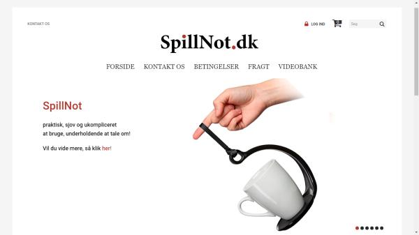 spillnot